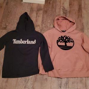 Timberland Boys Hoodie Set